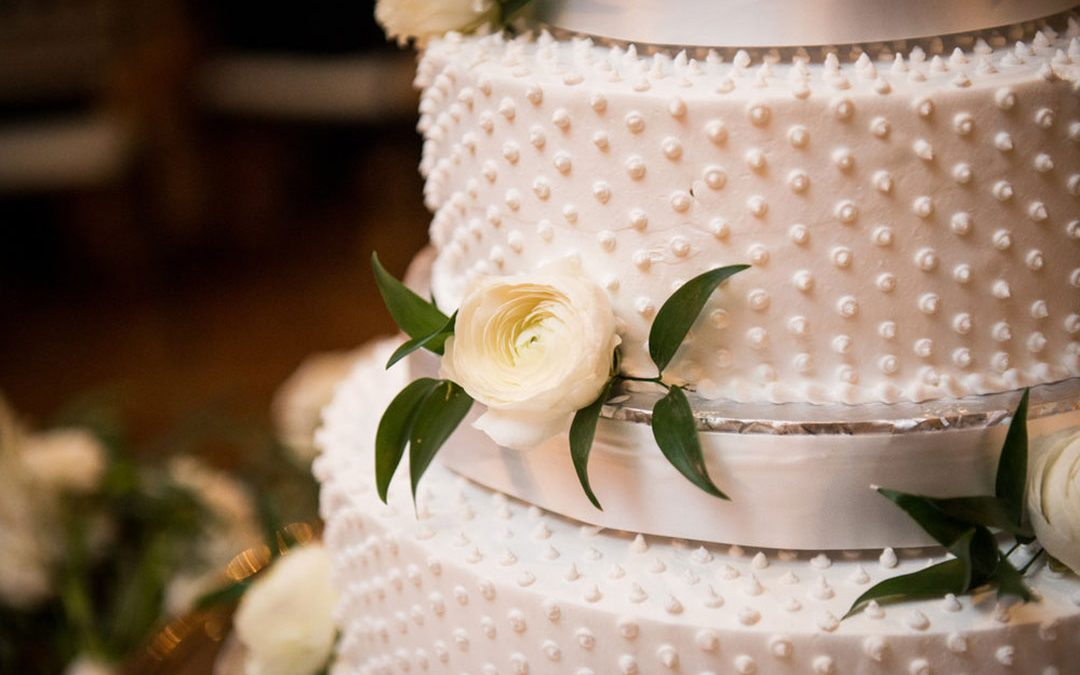 Let Them Eat Cake…With Flowers!