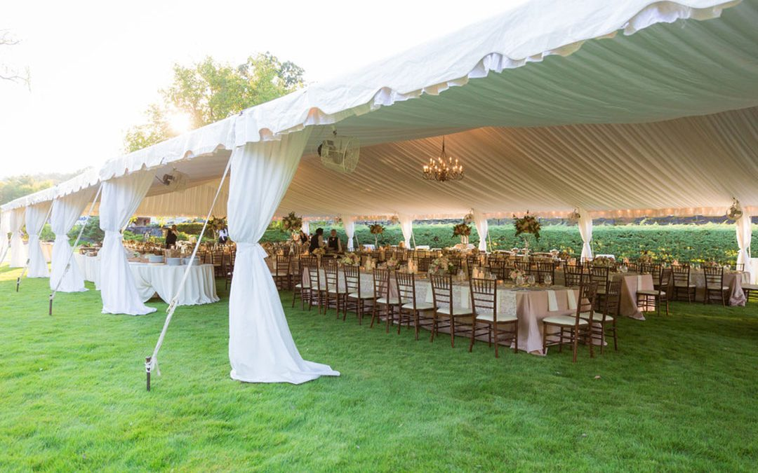 4 Important Things to Consider for an Outdoor Wedding