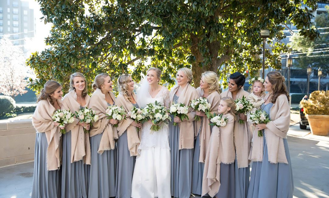 3 Tips for Choosing Bridal Party Florals