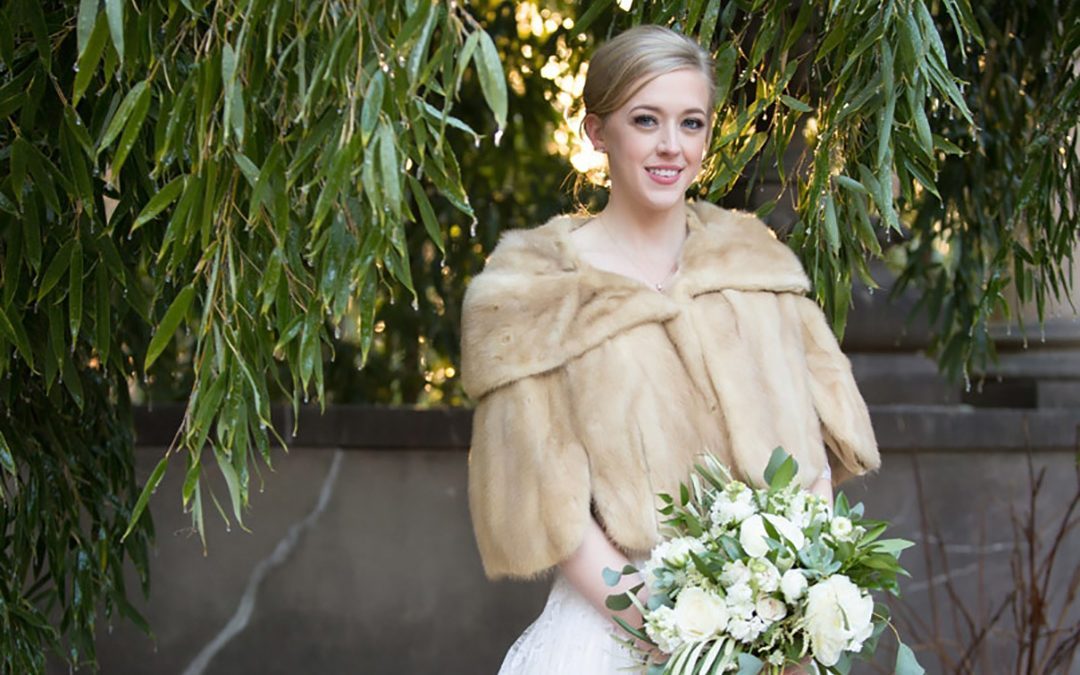 A Winter Wedding | Kate & Patrick